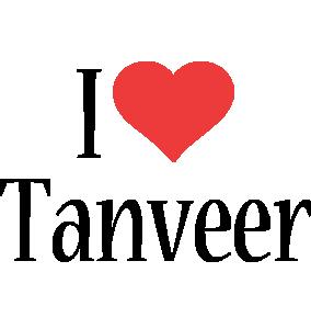 Tanveer i-love logo