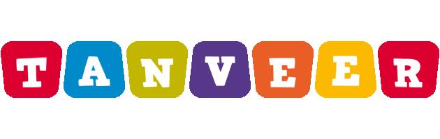 Tanveer kiddo logo