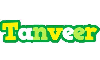 Tanveer soccer logo