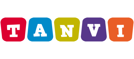 Tanvi kiddo logo