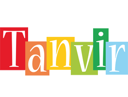 Tanvir colors logo