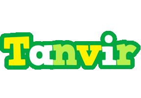 Tanvir soccer logo