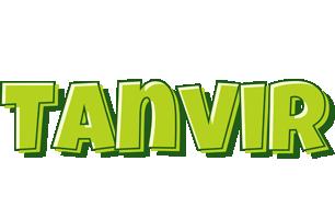 Tanvir summer logo