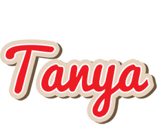 Tanya chocolate logo