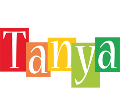 Tanya colors logo