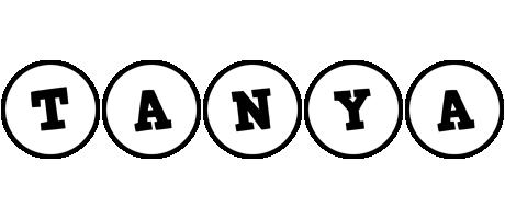 Tanya handy logo