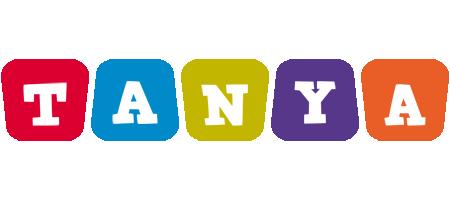 Tanya kiddo logo