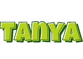 Tanya summer logo