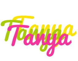 Tanya sweets logo