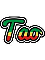 Tao african logo