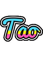 Tao circus logo
