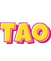 Tao kaboom logo