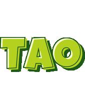 Tao summer logo