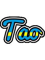 Tao sweden logo