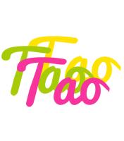 Tao sweets logo