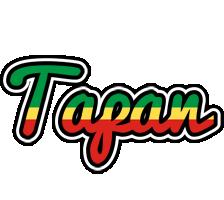 Tapan african logo