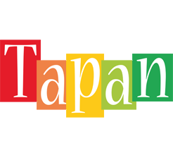 Tapan colors logo