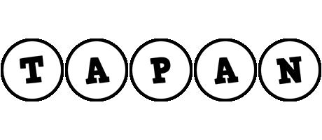 Tapan handy logo