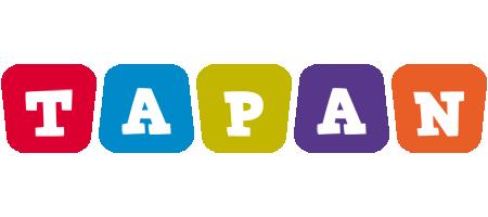 Tapan kiddo logo