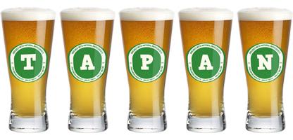 Tapan lager logo