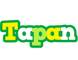 Tapan soccer logo