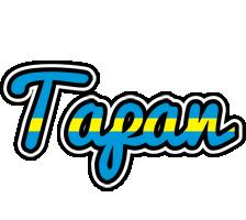Tapan sweden logo