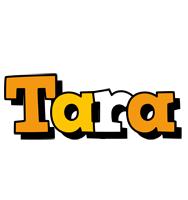 Tara cartoon logo