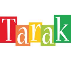 Tarak colors logo