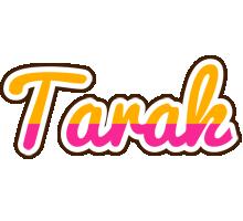 Tarak smoothie logo