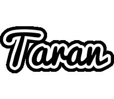 Taran chess logo