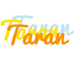 Taran energy logo