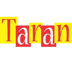 Taran errors logo