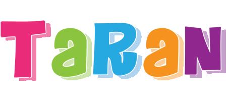 Taran friday logo