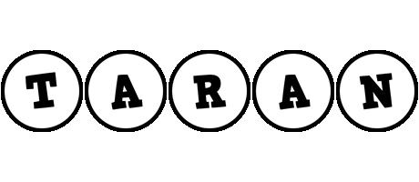 Taran handy logo