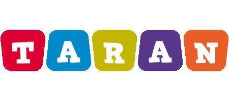 Taran kiddo logo