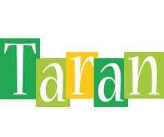 Taran lemonade logo