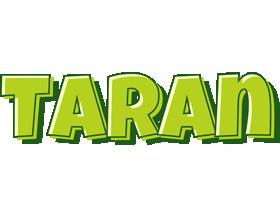 Taran summer logo