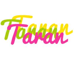 Taran sweets logo
