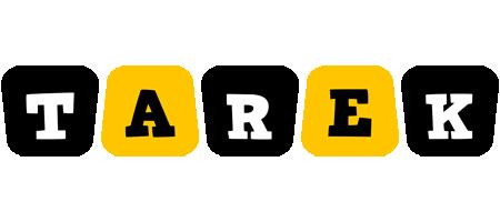 Tarek boots logo