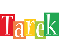 Tarek colors logo