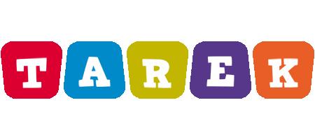 Tarek kiddo logo