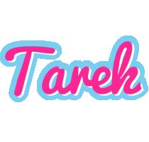 Tarek popstar logo