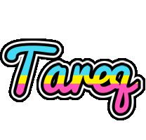 Tareq circus logo