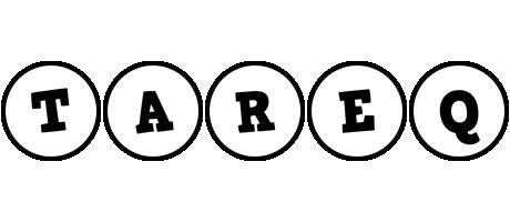 Tareq handy logo