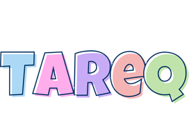 Tareq pastel logo