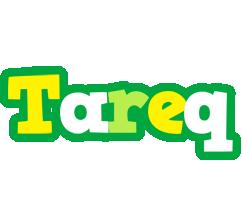 Tareq soccer logo
