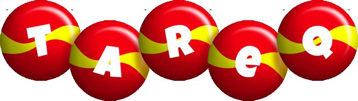 Tareq spain logo