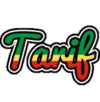 Tarif african logo