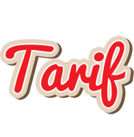 Tarif chocolate logo