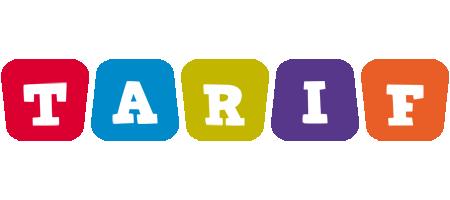 Tarif daycare logo